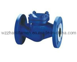 Cast/Carbon Steel DIN Lift Type Check Valve