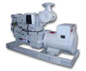 Cummins Marine Generator Set of Diesel Engine pictures & photos