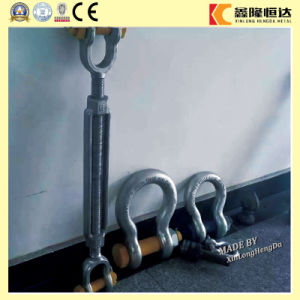 Forged DIN1480 Turnbuckles with Jaw and Jaw pictures & photos