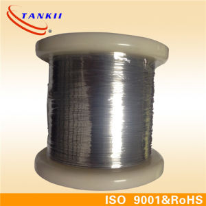 Constantan alloy Flat wire 6j40 Nickel copper flat wire pictures & photos