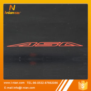 Custom Transfer Film Hollowed out Logo Car Sticker