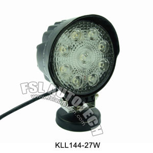 27W 6500k SMD LED Driving Light for Truck, Tractor, off-Road, SUV, ATV pictures & photos