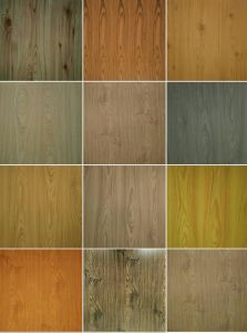 Chinese Factory Wooden Coated Prepainted Steel Sheet