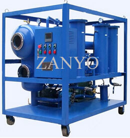 Turbine Oil Purification Systems pictures & photos