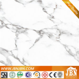 Carrara Soft Matte Marble Porcelain Tile (JD6001) pictures & photos
