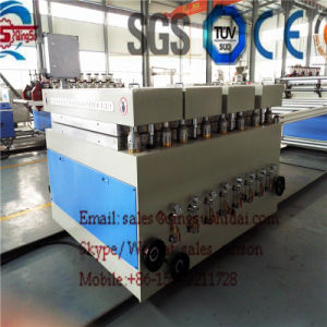 PVC Construction Template Machine pictures & photos