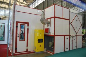 German Tec Energy Saving Paint Booth pictures & photos
