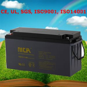 UPS Battery Motive Battery Deep Cycle Battery 12V150ah pictures & photos