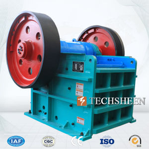 Techsheen Shanghai Jaw Crusher pictures & photos