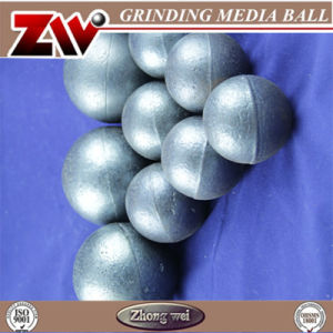 Cast and Forged Grinding Steel Ball (ISO 9001) pictures & photos