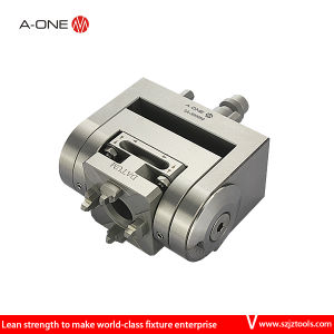 a-One Erowa EDM Mini Tilting Lathe Chuck for EDM Machine (3A-300050) pictures & photos
