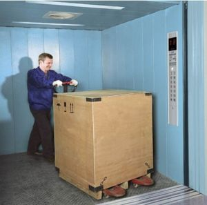 Das Freight Elevator, Goods Lift, Functional Car Elevator