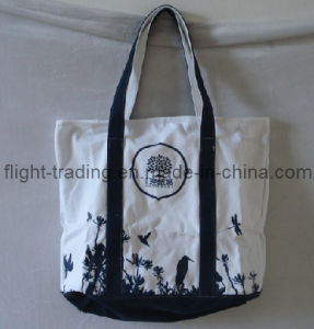 Professional Manufacturer of Natural Cotton Tote Bags pictures & photos