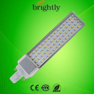 12W 85-265V G24 Base 1100lm LED Lamp