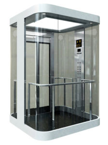 External Outside Passenger Elevator in China pictures & photos