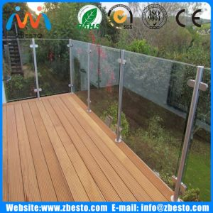 8mm, 10mm Toughened Polished Privacy Swimming Pool Glass Fence Company