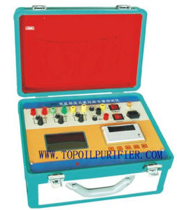 Transformer Load Current and Short-Circuit Voltage Test Equipment (TPOF) pictures & photos
