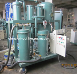 China Zhongneng Vacuum Industrial Oil Filtration/Oil Purifier/ Oil Filtering pictures & photos