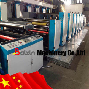 Unit Type Flexographic Printing Machine Unit Station pictures & photos