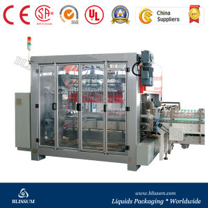 Full Automatic Carton Packer for Pet Bottle pictures & photos