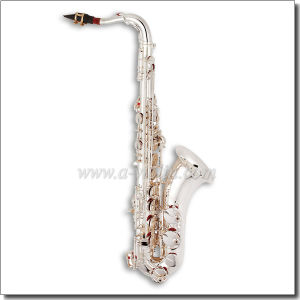 Nickel Plated Student Tenor Saxophone (SP0031N) pictures & photos