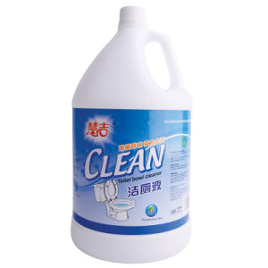 4L Phosphorus-Free Antibacterial Deodorizing Toilet Bowl Cleaner pictures & photos