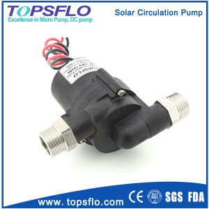 DC Brushless Motor Centrifugal Cooling or Hot Water Circulation Pump Solar Powered for Instant Water Heater pictures & photos