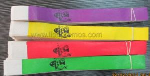 Custom Printed Events Membership Tyvek Wristband pictures & photos