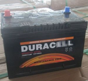 Durace Battery Mf Battery Auto Batteries Car Batteries pictures & photos