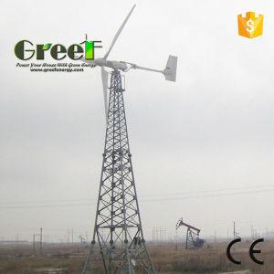 5000watt Wind Turbine on Gird for Home Use pictures & photos