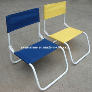 Low Seat Beach Chair (XY-129B) pictures & photos