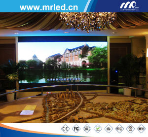 P4 Indoor HD LED Display Screen pictures & photos
