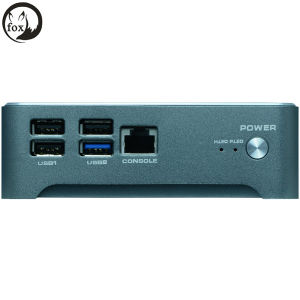 China Cheap Dual Nic Nuc Fanless Processor J1900 I3 I5 I7 Mini PC, Mini Computer Pfsense Cloud Terminal pictures & photos