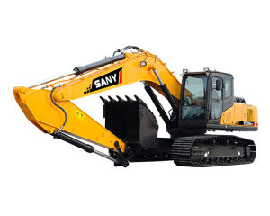 Sany Sy240c 24ton High Efficiency Mining and Well Digging Crawler Excavator pictures & photos