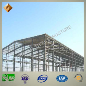 Prefab High Quality Steel Structure for Workshop