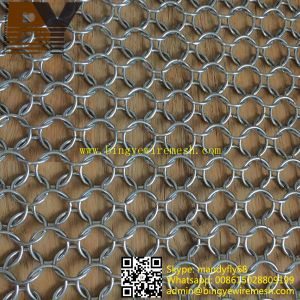 Ring Metal Mesh Architectural Decoration pictures & photos