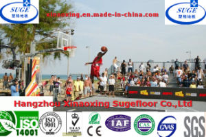 High Standard Basketball Flooring Outdoor Sports Flooring pictures & photos
