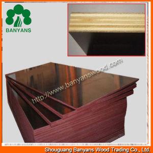 18mm Marine Grade Film Faced Shuttering Plywood (1220X2440mm, 1250X2500mm)