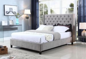 Modern Home Furniture Favorable Fabric Hotel Bedroom Bed