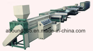 Plastic Extruder Machine for PP/PE Flat Yarn pictures & photos