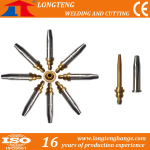 Chrome Gas Cutting Nozzle for Flame Cutting Torch G03 Cutting Tips pictures & photos