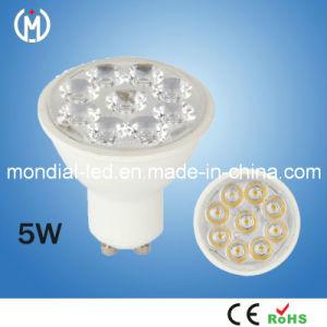 MR16/PAR16 LED Lamp 5W LED Lamp LED Spot Light (AS02-5W)