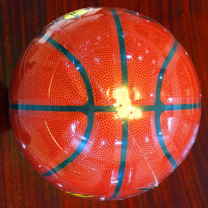 Basketball Customized Wear-Resisting Quality Cheap 8pieces 4#5#6#7# Aurora5123-1 PU Basketball pictures & photos