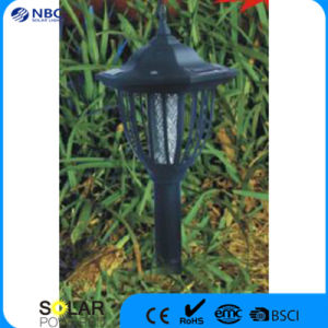 Solar Pest Killer LED Light with 1 PC White and 1 PC Purple Light pictures & photos