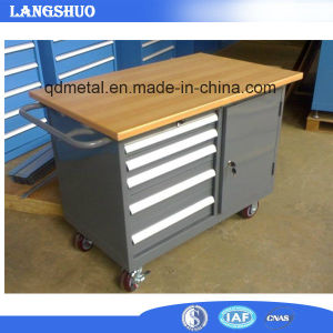 China Wholesaler High Quality Mobile Tool Cart pictures & photos