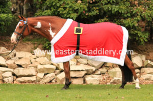 Santa Horse Rug (Christams-01) pictures & photos