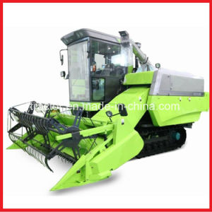 Rice/Paddy/Grain and Wheat/Corn Combine Harvester pictures & photos
