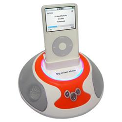Docking Mobile Phone Speaker for iPod (HS-168)