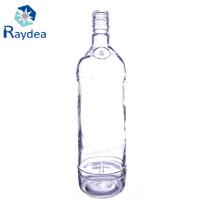 1000ml Mauritius Glass Whiskey Bottle pictures & photos