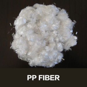 Polypropylene Fiber/PP Fiber for Tile Adhesive and Grout pictures & photos
